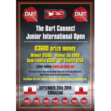 The DartConnect International Open 2019 Entry