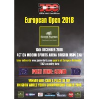 JDC European Open Entry