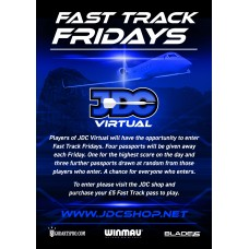 FAST TRACK FRIDAY TICKET