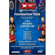 JDC FOUNDATION TOUR 2021