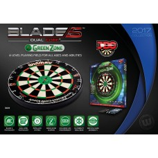 JDC Winmau Blade 5 Greenzone Dual Core * (discount price for JDC members and Academy coaches only)