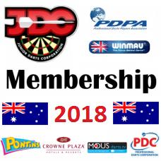 JDC Australia Membership 2018